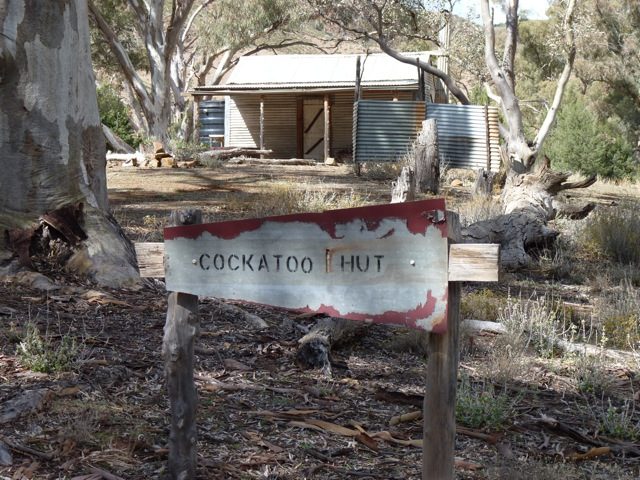 cockatoo well hut © Bush Walker 2012